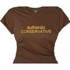 Authentic CONSERVATIVE | Women's Conservative T Shirt